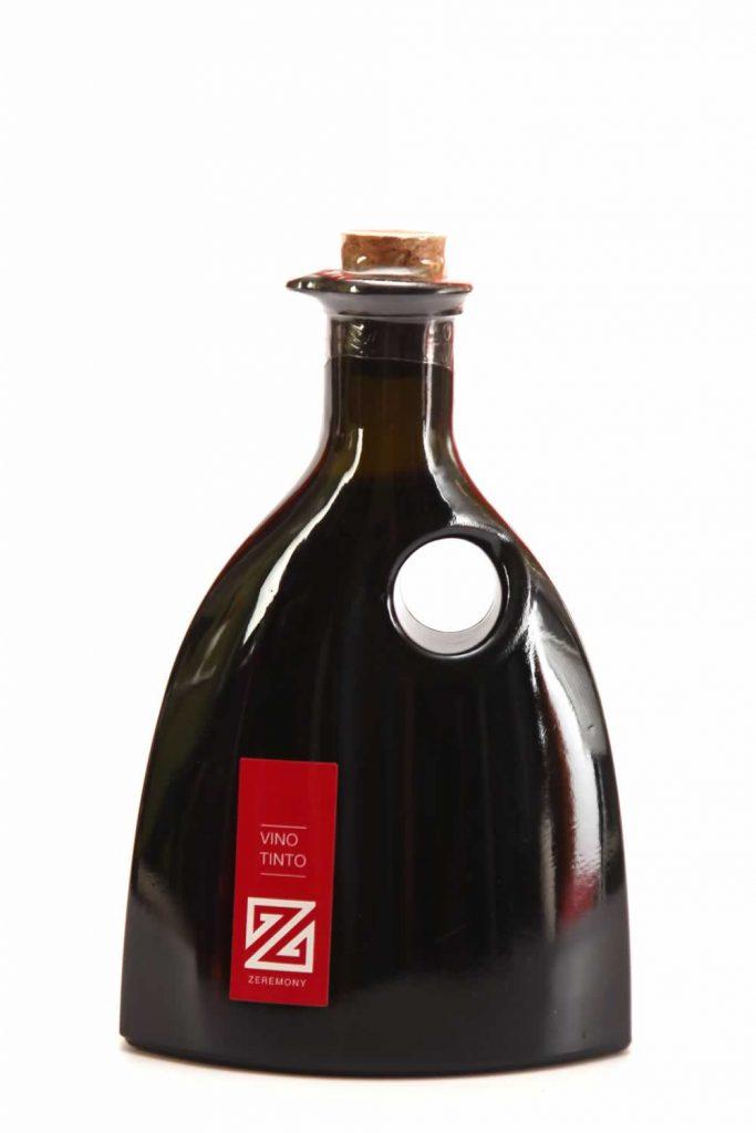 Botellita Melior Vino Tinto 250ml