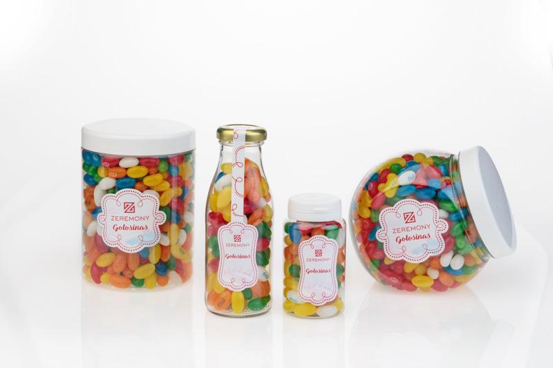 Golosinas para mesas de dulces